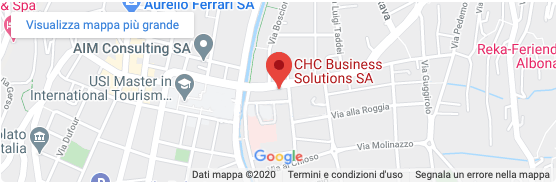 CHC Business Solutions Viganello