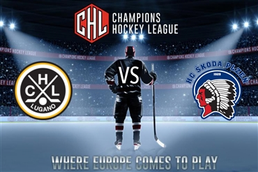 Vinci l'Hockey Champions League con CHC!
